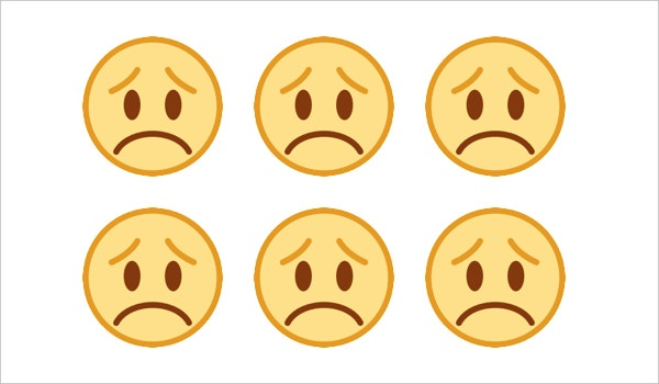 disappointed face on htc sense 7 sad emoji1