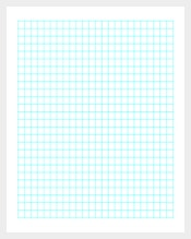 Graph Paper Template With 3 Lines