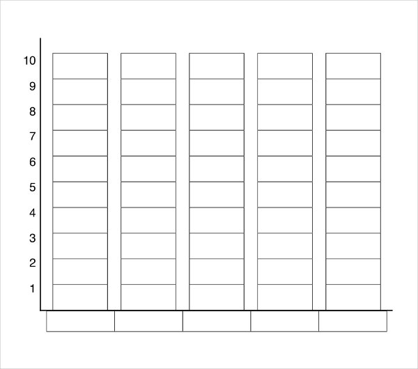 block graph template 10 graph templates free sample example format free