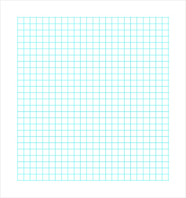 10 Graph Templates Free Sample Example Format – Graph Paper Template