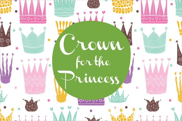 Princess Crown pattern