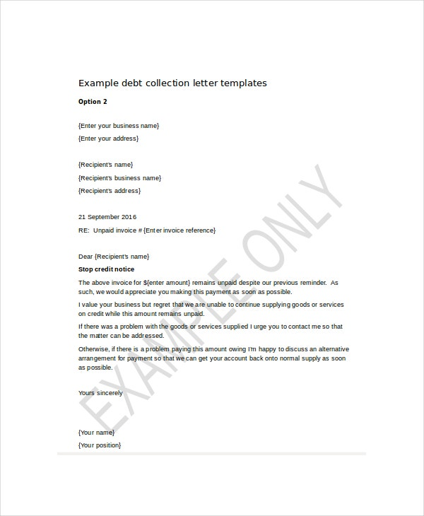Letter Template - 12+ Free Word, Pdf Documents Download | Free