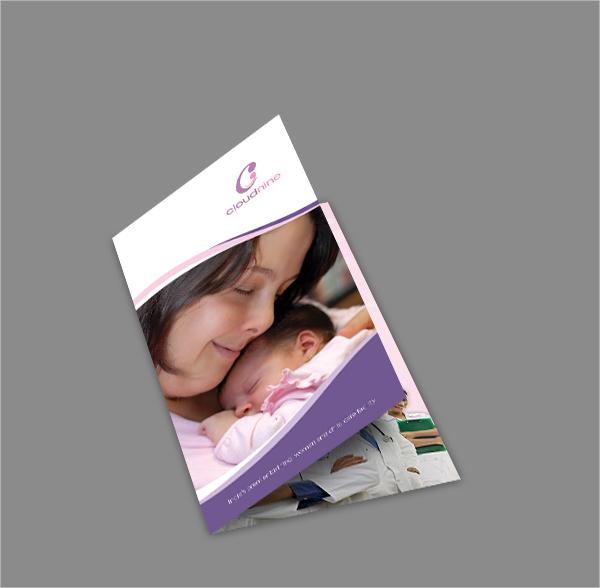 Bi Fold Pregnancy Brochure