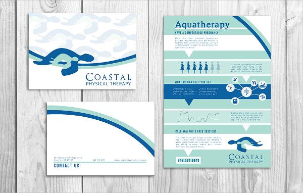 Aquatherapy Bifold Pregnancy Brochure
