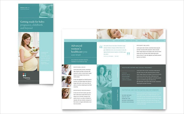 14 Pregnancy Brochure Templates Free Psd Ai Eps Format Download