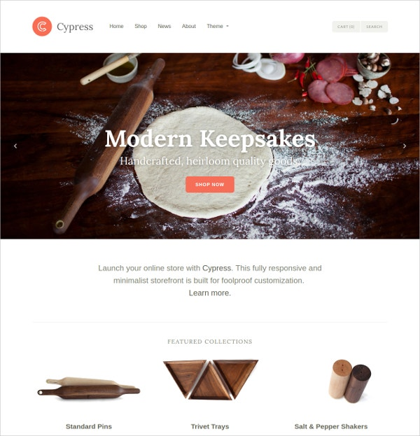 Fully Responsive Website Theme $140