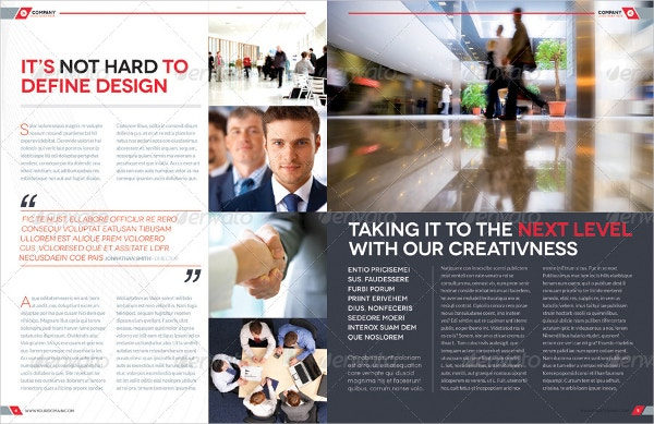 Brochure Template - InDesign 8 Page Layout 02