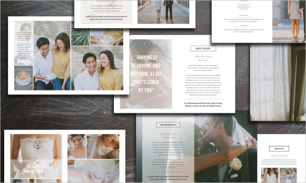 Wedding Photography Brochure 1