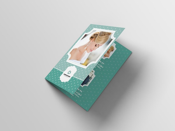 Brochure Template for Photographer