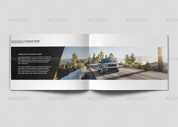 23  car brochure templates