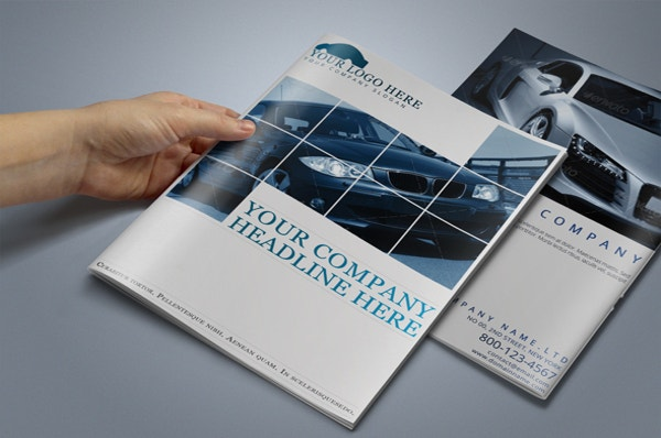 car brochure templates - car brochure templates 19 free pdf psd ai vector
