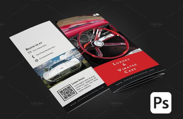 Car Brochure Template – 18+ Free PDF, PSD, AI, Vector Format ...