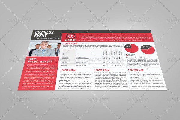 Gate Fold Brochure Template   Free Pdf Psd Ai Vector Eps