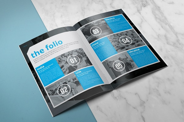 creative brochure vol