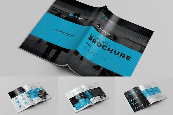 Creative 14 Brochures Bundle