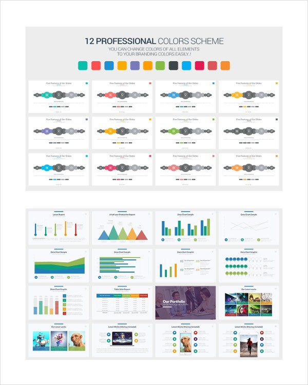 Professional Powerpoint Template
