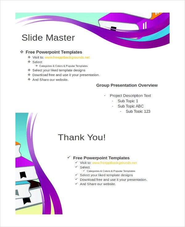 School Powerpoint Templates