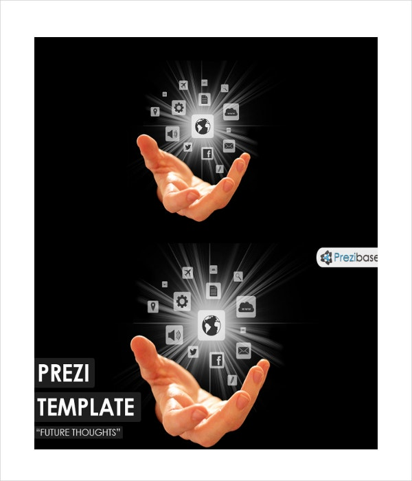 Prezi Powerpoint Templates