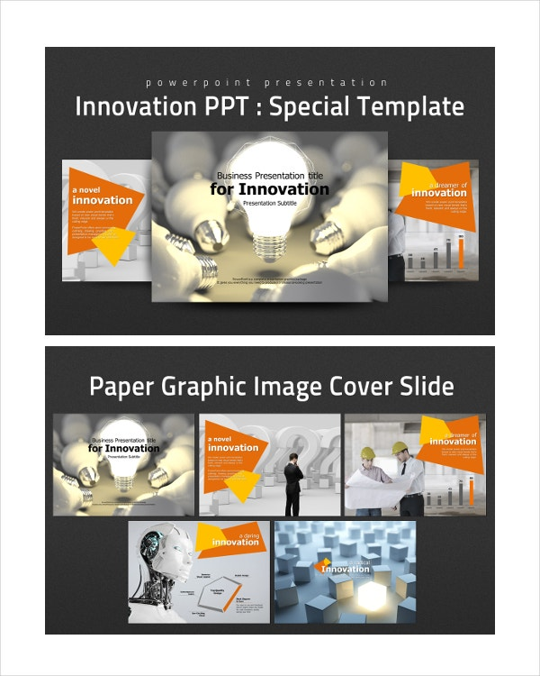 Outstanding Powerpoint Templates
