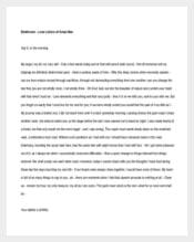 Love Letters of Great Men
