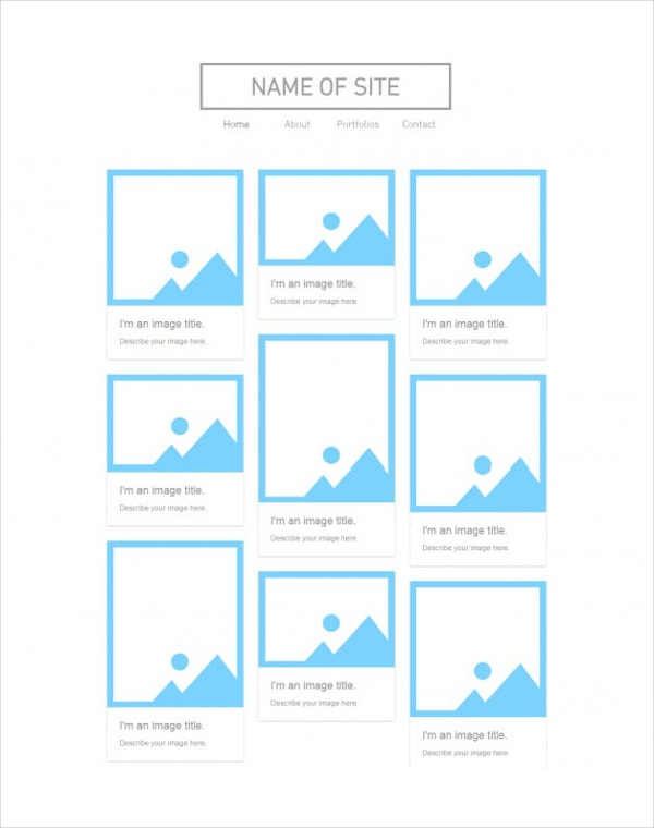 40 blank templates free sample example format free premium blank html5 website template pronofoot35fo Choice Image