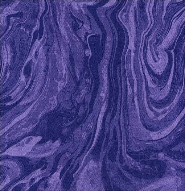 Purple Midnight Marble Texture