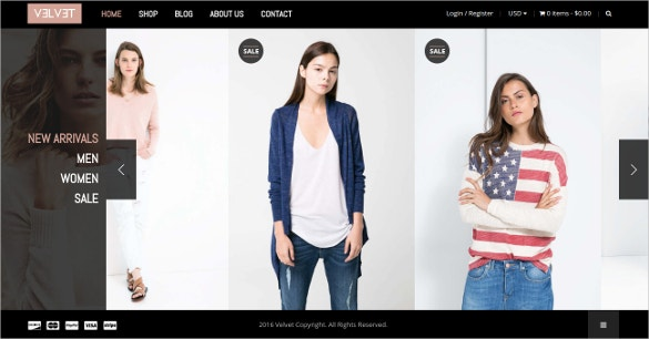 shopify fashion website theme 56