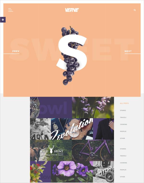 Portfolio Responsive HTML5 Template