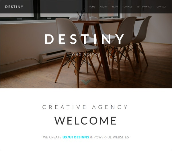 Multipurpose One Page HTML5 Template