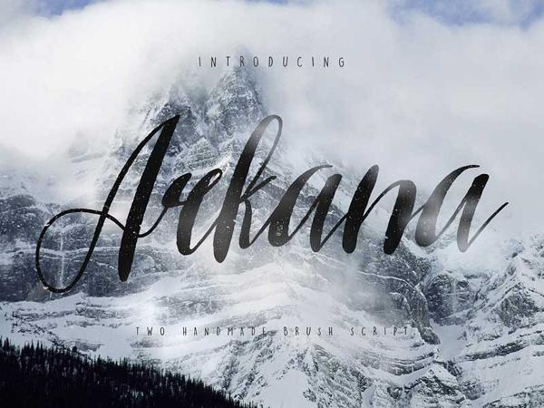 Arkana – Free Font