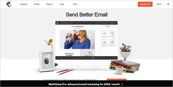 Mail Chimp Best Tool