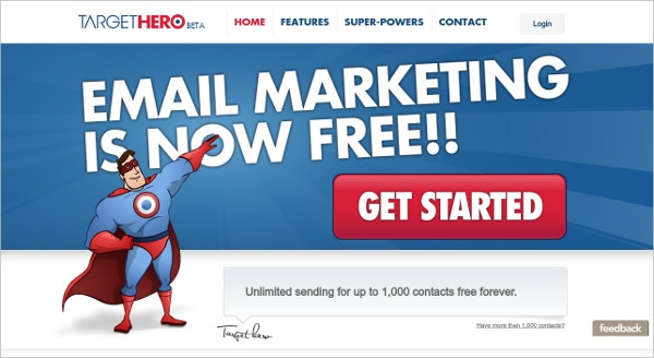 TargetHero Boost Email Marketing