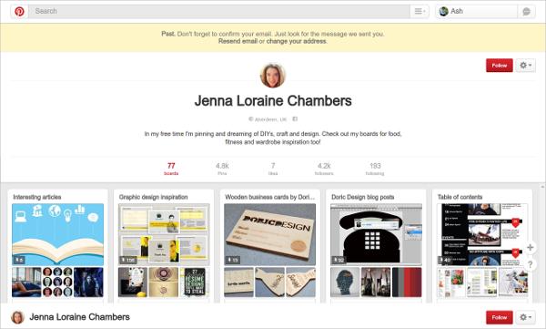 Jenna Loraine Chambers