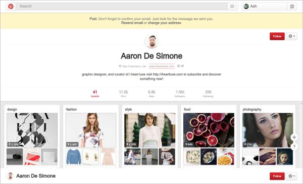 Aaron De Simone