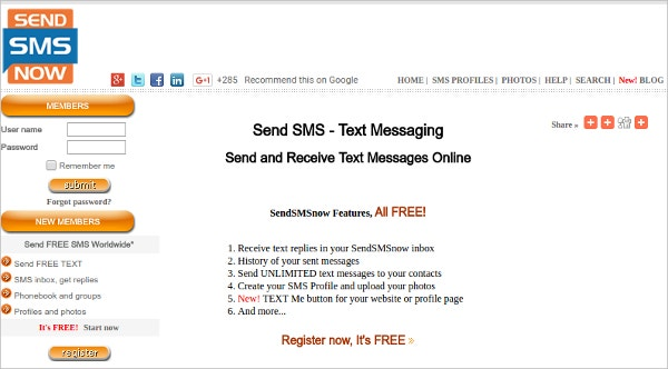 12 Free SMS Services you must use Today for Personal & Business ...