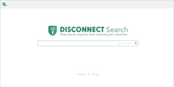 search disconnect