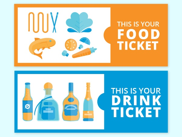 Food & Drink Ticket