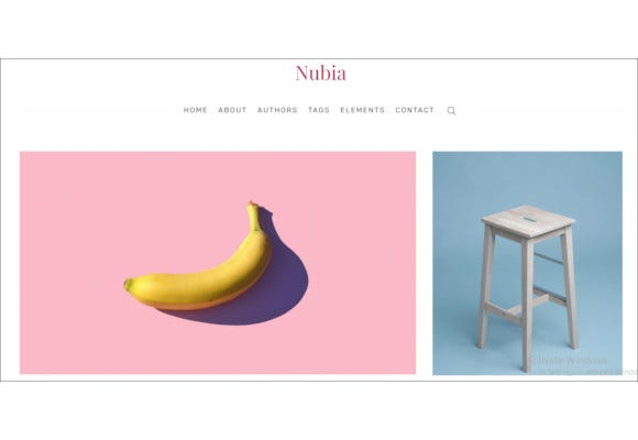 beautiful ghost blog