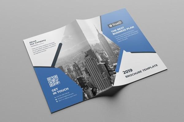 creative bi fold brochures