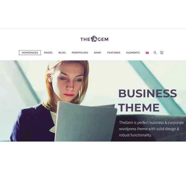 creative multi purpose high performance wordpress theme