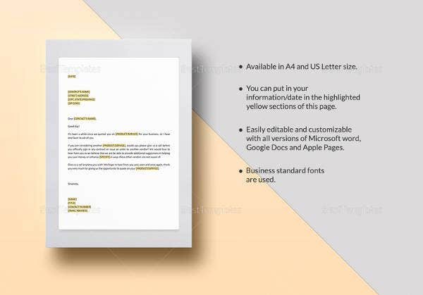 inquiry-about-last-quotation-template