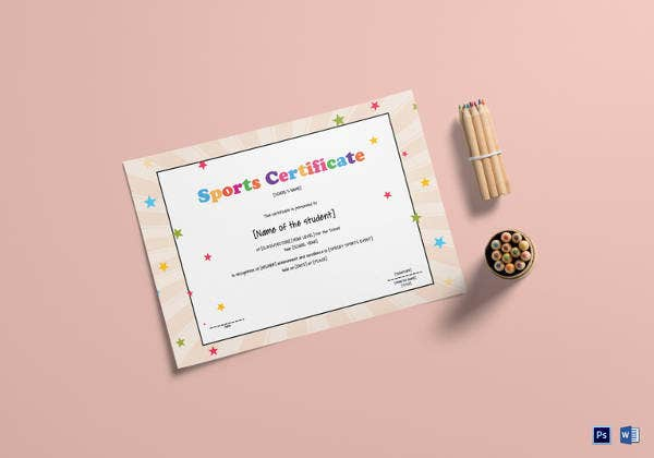 kids-sports-certificate-template