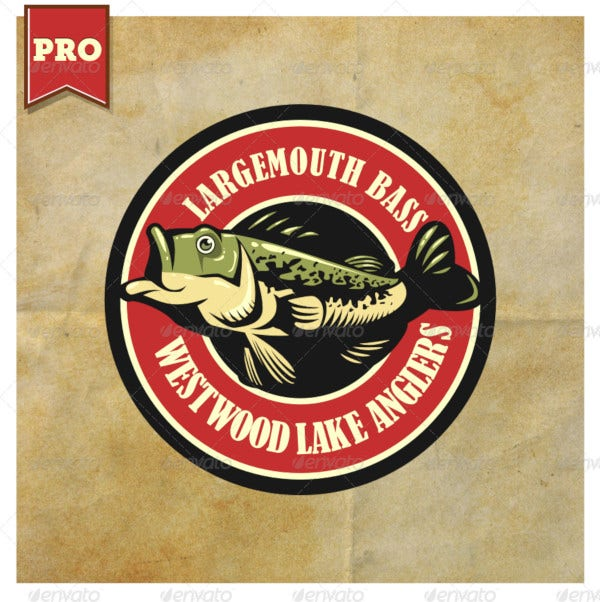largemouth-bass-fishing-logo