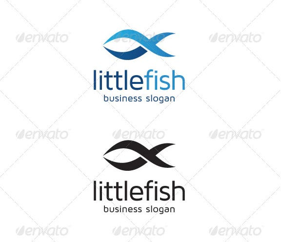 little-fish-logo