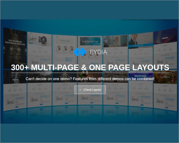 responsive multi purpose html5 template1