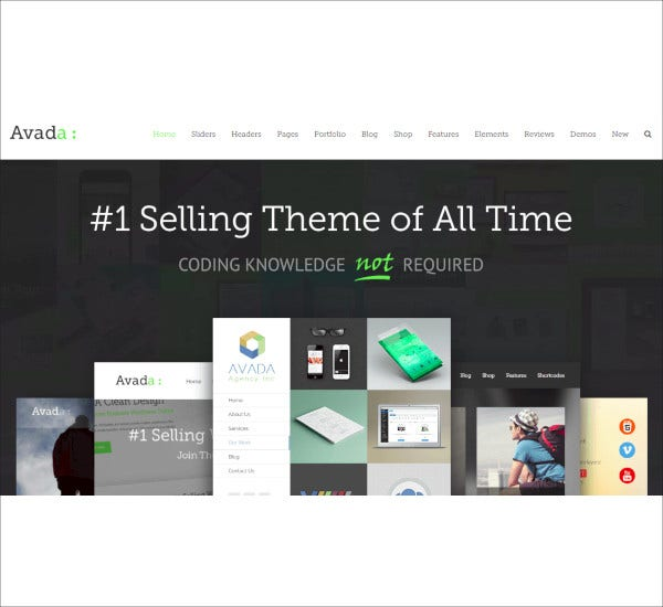 responsive multipurpose theme