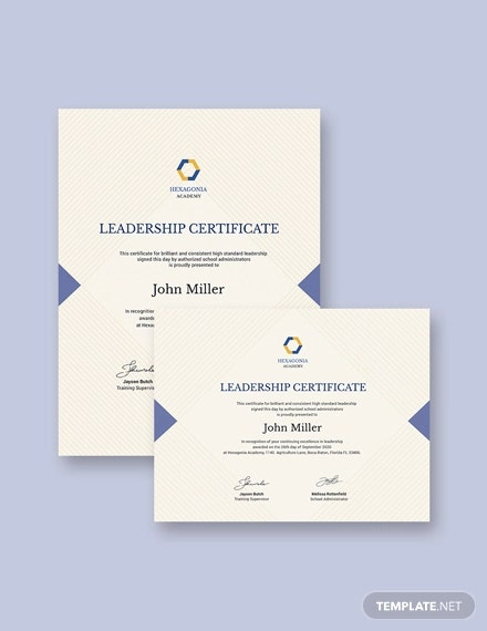 creative leadership certificate
