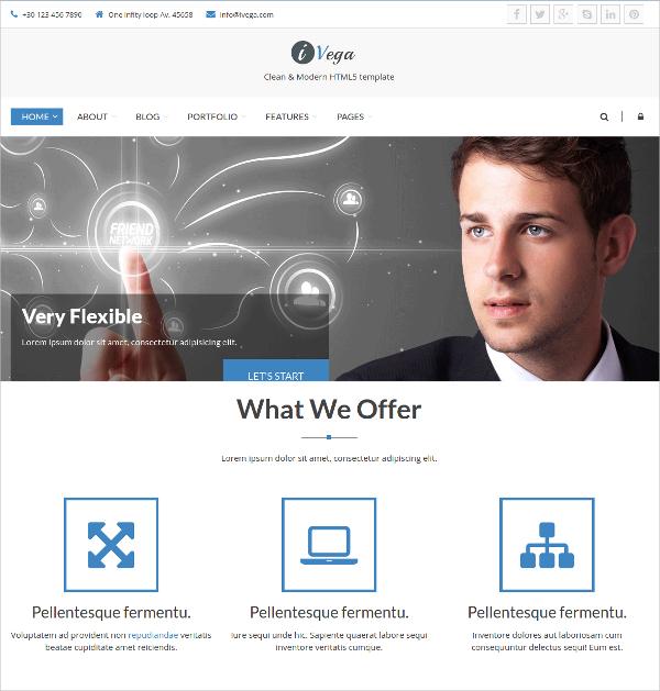 premium medical website theme 12