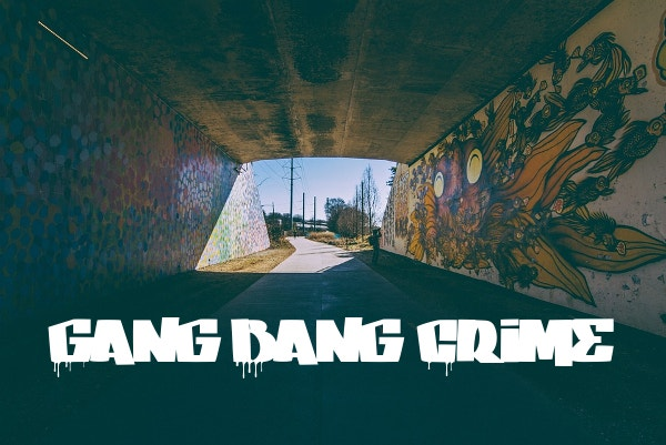 gang bang crime