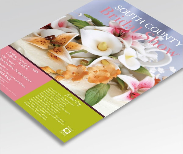 South County Wedding Planner Brochure